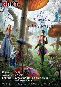Poster DKT on adventure