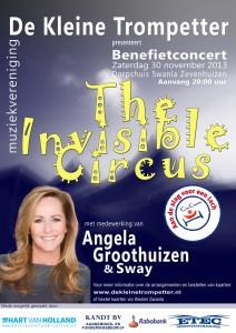 Poster AngelaGroothuizen
