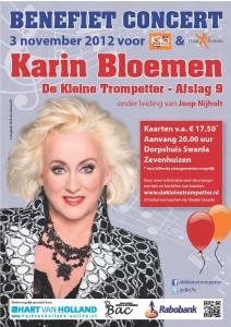 poster KarinBloemen